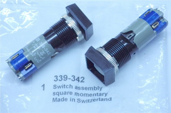RS 316-838 15A toggle switch