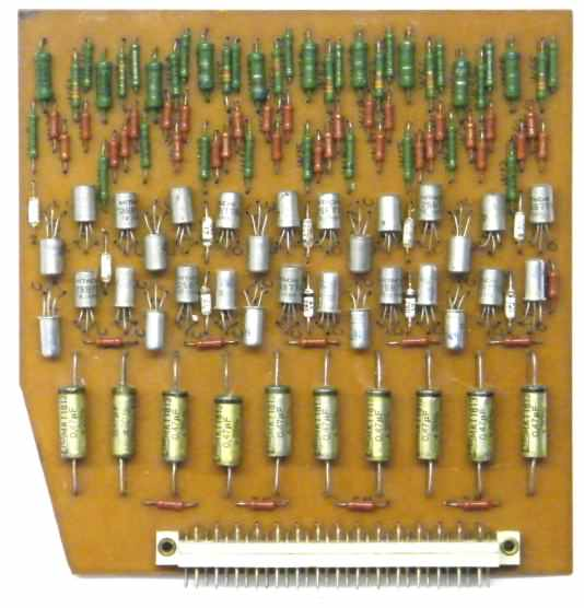 Solenoid driver board, click image for a larger version