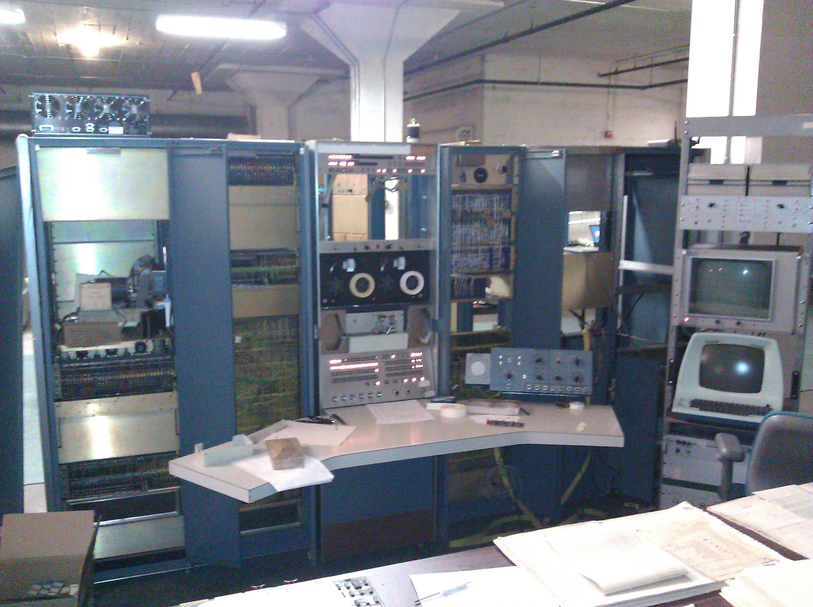 Digital Equipment Corporation PDP-7/A S#113 - University of